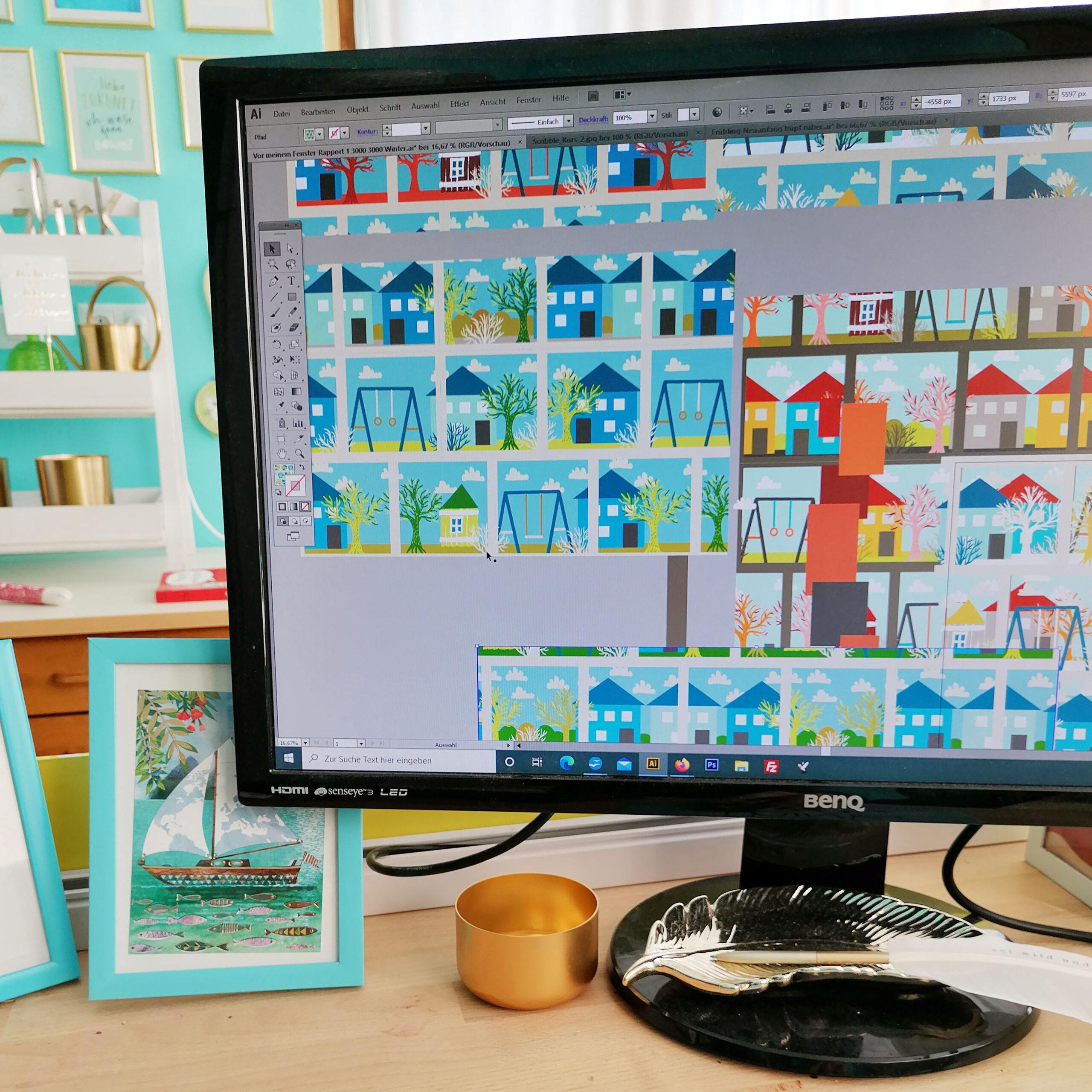 Softwar Adobe Illustrator